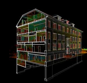 HDS Building Modeling